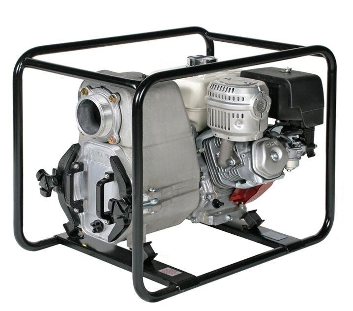 NIB TSURUMI Tsurumi EPT3-100HA Gasoline Trash Pump