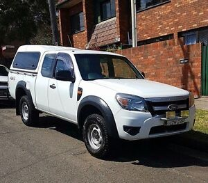 2010 Ford Ranger Ute Cammeray North Sydney Area Preview