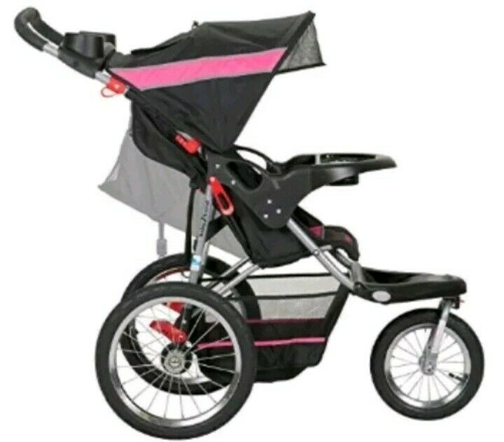 Baby Trend Expedition Jogging Stroller Running Travel Infant
