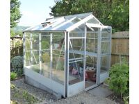 Greenhouse - quality greenhouse made by Robinsons