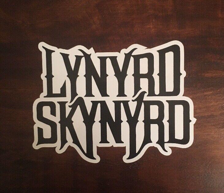 Lynard Skynyrd Sticker