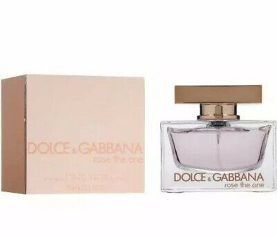 ROSE THE ONE BY  DOLCE&GABBANA 2.5  OZ Eau De Parfum Spray BRAND NEW Sealed Box.