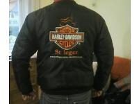 Harley davidson bomber jacket