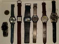 Black Thursday sale - job lot of watches