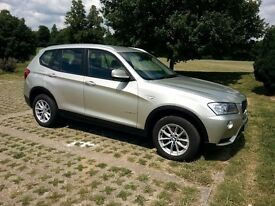 BMW X3 2.0 TDi X-Drive, manual, bluetooth enabled - Cheapest new shape on the market!!
