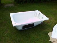 Brand new steel Sitz Bath