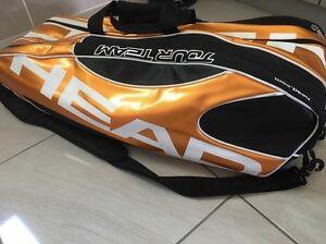 HEAD Team Tour 3x racket carry  bag Maryborough Fraser Coast Preview