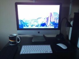 "Late 2013 21.5"" iMac"
