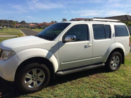 Swap Sell 2006 Nissan Pathfinder 7 Seater 4x4 Sydney City Inner Sydney Preview
