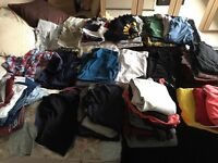 Designer clothes male bundle