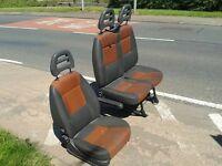 Fiat ducato seats (relay,boxer)