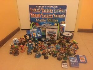 Skylanders Complete Set Gen 1 Canning Vale Canning Area Preview