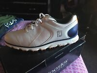 FJ golf shoes size 9