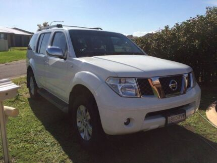 2006 Nissan Pathfinder 7 Seater 4x4 Swap Sell Trade Wollongong 2500 Wollongong Area Preview
