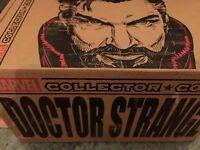 Marvel Collector Corps doctor strange funko box