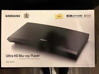 Blu ray UBD-K8500 4K (NEW) Ultra HD Blu-ray Player DVD