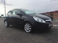 Vauxhall Corsa 1.4 12 Month MOT full service first car cheap