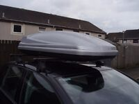CHRISTMAS ROOF BOX HIRE