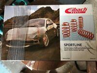 BMW 1 series E81/87 Eibach Sportline Lowering Springs