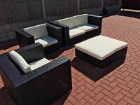 Top Quality Rattan Garden Furniture Set