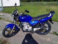 57 plate keeway speed 125cc