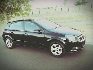Holden astra 2007 cdx Armidale Armidale City Preview
