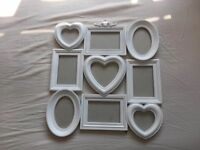 """Picture Frames used in """"French Boudoir"""" style room."""