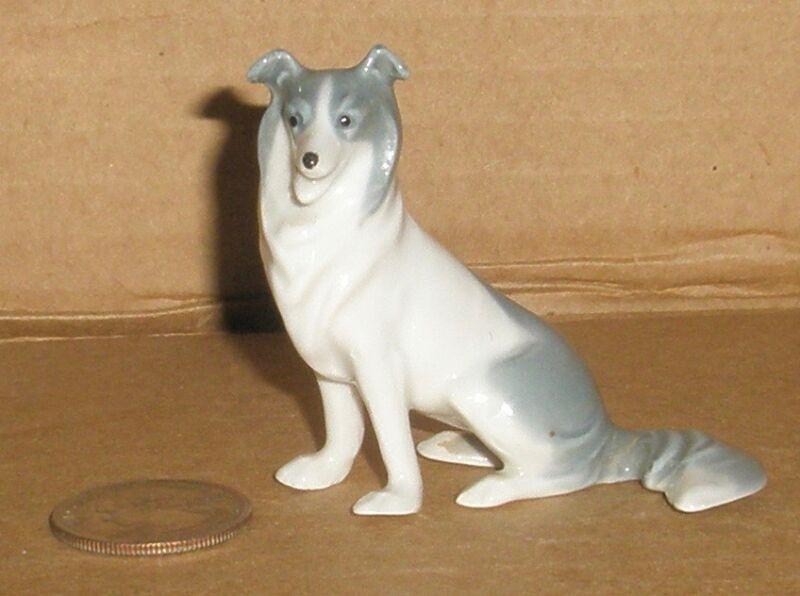 Dog Figurine Collie/ Germany