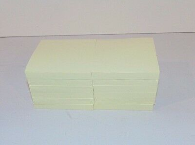 Post-it Notes Pop-Up Refill 3 x 3 Inches Canary Yellow 12 Pads per 1200 sheets