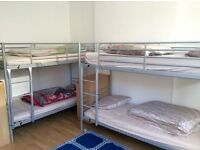 Bedsit for rent in Woolwich 65 pounds only per week - no deposit - near underground, all buses