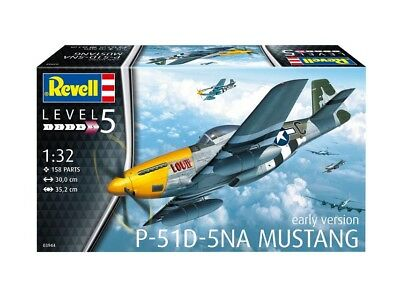 Revell 03944 P-51D-5NA Mustang early Version