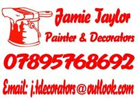 Painter and decorator ,ames taper