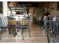 Popular Coffee house/ Cafe/ Resturant for lease. Stewarton East Ayrshire, 16000 PA