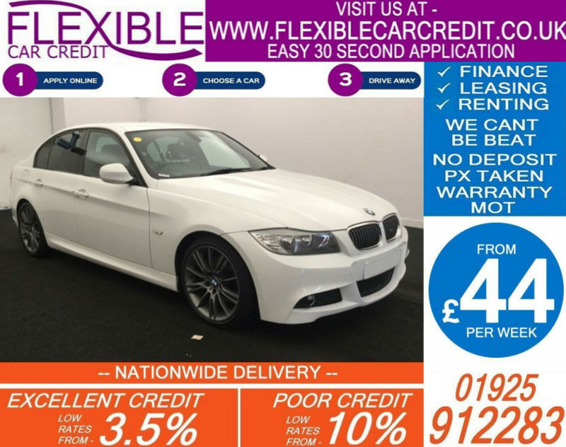 2011 BMW 320D SPORT PLUS EDITION GOOD / BAD CREDIT CAR FINANCE AVAILABLE