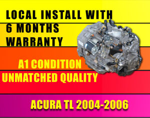 2004-2005-2006-2007 Acura TL 3.2 Automatic Transmission