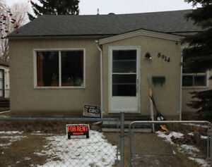 One bedroom home for rent in Bonnie Doon/Campus St. Jean Area