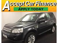 Land Rover Freelander 2 2.2Sd4 FROM £62 PER WEEK.