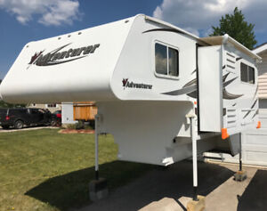 Immaculate 2012 Adventurer Camper 86SBS