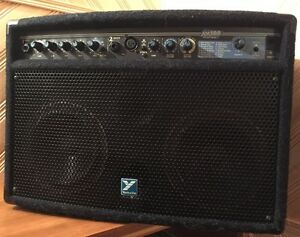 Yorkville AM 100 Acoustic Guitar Amplifier 100 Watts