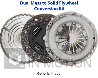 RENAULT SCENIC Mk3 1.5D Solid Flywheel Clutch Conversion Kit 2009 on Manual Set