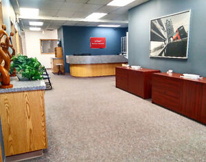 LeTeam Office Centre - Furnished Individual Offices for Lease
