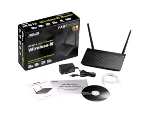 Asus Wireless Router RT-N-12  Unused router...
