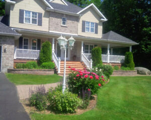 Spacious Home in a beautiful quiet setting adjacent to Hudson