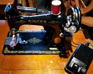 SINGER MACHINE A COUDRE 99K SEWING MACHINE