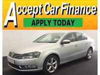 Volkswagen Passat 1.6TDI ( 105ps ) BlueMotion FROM £27 PER WEEK.
