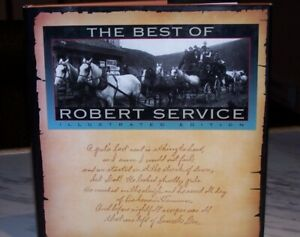 "FOR SALE ""THE BEST OF ROBERT SERVICE"""