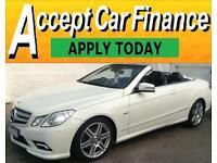 Mercedes-Benz E220 FROM £83 PER WEEK!
