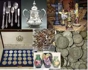 We Buy Antiques, Collectibles, Coins, Silver, Gold, Art, Estates Prince George British Columbia image 1