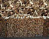 Split, Dried Firewood $100 a truckload delivered within GP