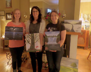 Wine and Painting Fun Parties! St. John's Newfoundland image 9